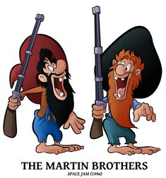 Road to Draft 2018 Special - Martin Brothers by BoscoloAndrea on DeviantArt Looney Tunes Characters, Classic Cartoon Characters, Looney Tunes Cartoons, Favorite Cartoon Character, Classic Cartoons, Good Cartoons, Old School Cartoons, Funny Cartoons, Cartoon Faces