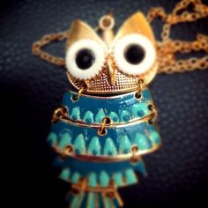 Owl neckless