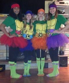 ninja turtle costume for girls super affordable halloween costume