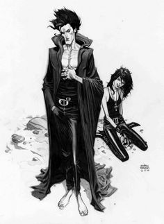 Gaiman's Sandman Dream and Death by Andrew C. Robinson (https://www.facebook.com/484883231561676/photos/ms.646399335410064.646400628743268.bps.a.485391781510821.1073741832.484883231561676/646400628743268/?type=1&theater) ★ || CHARACTER DESIGN REFERENCES | マンガの描き方 • Find more artworks at https://www.facebook.com/CharacterDesignReferences http://www.pinterest.com/characterdesigh and learn how to draw: #concept #art #animation #anime #comics || ★