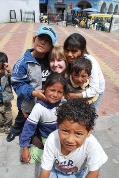 Volunteering in Ecuador with International Volunteer HQ (IVHQ)