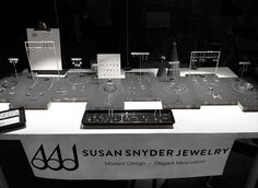 RAW Artist Showcase, Susan Snyder Jewelry