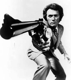 """""""I tried being reasonable, I didn't like it."""" — Clint Eastwood"""