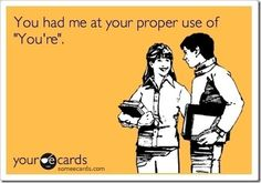 Jokes Only Grammar Nerds Will Understand The Difference - 19 jokes only grammar nerds will understand
