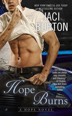 Hope Burns - Jaci Burton (hope #3)