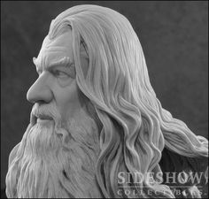 Sideshow Gandalf 3 by TrevorGrove on DeviantArt