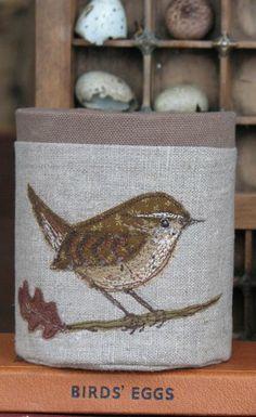 Fabric Pots - Dear Emma Handmade Designs - inspiration only