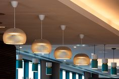 Hampton by Hilton | Stockton-on-Tees | Hotel | Hospitality | Accommodation | Interior Design | Interior Design | Design | Lounge | Dining | Restaurant | Bar | Seating | Cushions | Pattern | Print | Light Fitting | Reception