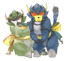 Kittyformers! This is ridiculous and adorable. Skyquake and Dreadwing...with bows XD