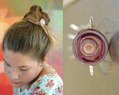 Hair Fork Hair Accessories Hair Clips Spring by StudioMandarina