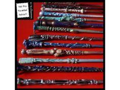Kouzelná hůlka na objednávku. #magical #wand #harrypotter #wizzard #witch #fairy #handmade