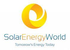 Solar Energy World Company Logo