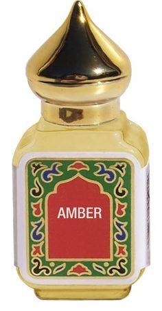 Amber Fragrance from NematInternational.com