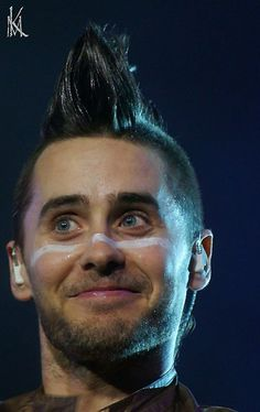 ⇧ ₪ ø lll ·o.↑ ❥ Jared, even cute like this.