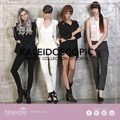 Winter is getting close… Nouvelle presents its F/W 2015-2016 collection:  Kaleidoscopic Winter Collection / L'inverno si avvicina…. Nouvelle presenta la sua collezione A/I 2015-2016: Kaleidoscopic Winter Collection #hsacosmetics #silkycolor #nouvellecolor #hair #hairstyle #instahair #hairstyles #haircolour #haircolor #haircut #longhairdontcare #braid #fashion #instafashion #straighthair #longhair #style #straight #curly #black #brown #blonde #brunette #hairoftheday #hairideas #braidideas