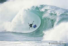 Amazing wipe out