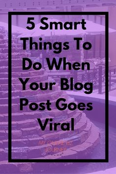 """5 Smart Things To Do When Your Blog Post Goes Viral : It happened to me recently.  I opened my Google Analytics and I could not believe the traffic that had come to my blog that day – it was almost 3 times what was the norm for me. I thought to myself """"Oh okay, that must be a fluke of some sort. It will settle down tomorrow.""""  Well, happily enough for me, it did not. The trend continued and before long my basic website hosting bandwidth was GONE !"""