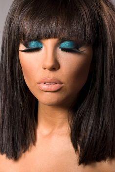 Fashion Is My Drug: Makeup Trend: Metallic Eyes
