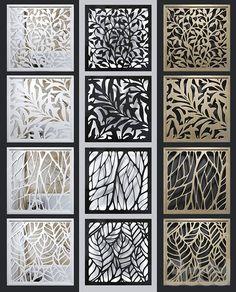 models: Other decorative objects - Set of decorative Railing Design, Gate Design, Door Design, Living Room Partition Design, Room Partition Designs, Jaali Design, Decorative Screen Panels, Cnc Cutting Design, Laser Cut Panels