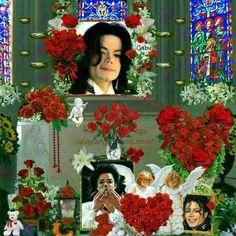 Online Friedhof, virtueller Friedhof ♥Michael J. Jackson♥ KING OF POP  Zünde eine Kerze