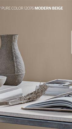 Jotun Fargekart 2019 - Identity Bedroom Paint Colors, Wall Colors, Interior Walls, Home Interior, Home Decor Accessories, Decorative Accessories, Cheap Party Decorations, Decor Scandinavian, Simple Bathroom