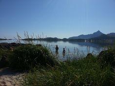 Summer, Lofoten, Norway, Gravdal