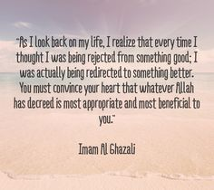 This is the absolute truth Imam Al Ghazali / Islam, hope, light Imam Ali Quotes, Muslim Quotes, Islamic Inspirational Quotes, Islamic Quotes, Motivational Quotes, Islamic Phrases, Islamic Images, Inspiring Quotes, Quran Verses