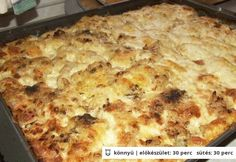 Tepsis-sajtos csirkemell Macaroni And Cheese, Ethnic Recipes, Food, Google, Mac And Cheese, Meals, Yemek, Eten