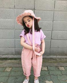 Fashion Kids Cute Boys Style 53 New Ideas Cute Asian Babies, Korean Babies, Asian Kids, Cute Babies, Beautiful Baby Girl, Cute Baby Girl, Cute Girls, Baby Boy, Baby Girl Fashion