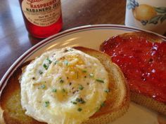 Parmesan Eggs. Photo by Mika G.