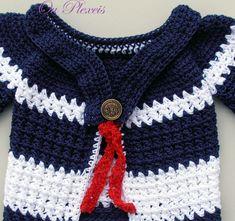 """Résultat de recherche d'images pour """"crochet pull bébé"""""""