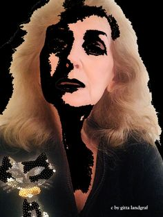 FOTOBEARBEITUNG von GITTA LANDGRAF Halloween Face Makeup, Photo Manipulation
