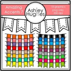 To celebrate a recent TPT milestone, I'm posting free accent sets that compliment papers and clipart you might already have from me!  You can add these free accents to anything!  14 days. 14. sets. 0 dollars.UPDATE: Thanks for helping me celebrate! I've changed the previews to show what's in each set.