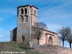 Iglesia de Santa María de Henestrosas de Las Quintanillas