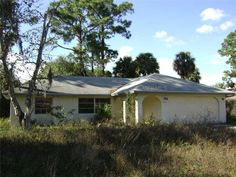 Not a Short Sale-  MLS # C7040325    1053 Sanger Street  Port Charlotte FL  3 Bedroom, 2 Bath,  Built 1985  Sqft 1157.   Listing Price $64,900