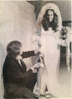 Merrill Davis Osmond and Mary Carlson September 17, 1973