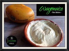 Wasabi Mayonaise with real Wasabi