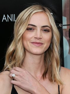 Emily Wickersham At Anil Arjandas Jewels US Flagship Store Opening ...
