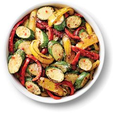 Kraft Anything Dressing : Zesty Grilled Veggies