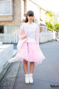 cute pastel style ... Nami, 16 years old, student   23 August 2016   #Fashion…