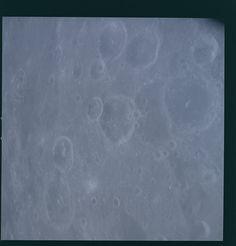 Apollo 10 Hasselblad image from film magazine 35/U - Lunar Orbit, Trans-Earth Coast