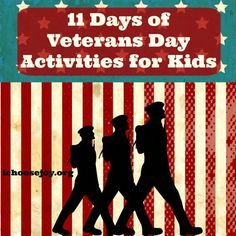 11 Days of Veterans Day Activities for Kids. Get a sample for free- great for Memorial Day, too! Veterans Day Activities, Activities For Kids, Veterans Day For Kids, Holiday Activities, Music Lessons For Kids, Piano Lessons, Bible Lessons, Happy Memorial Day, Day Book