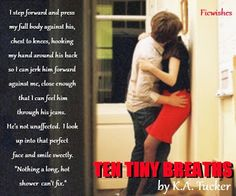 FicWishes: Prayers For Rain - A Review of TEN TINY BREATHS by K.A. Tucker