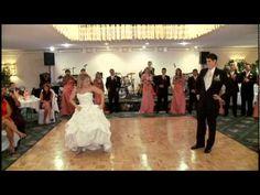 WOW!!!                                                                      Linda and Matt's Surprise First Wedding Dance 06/26/2010