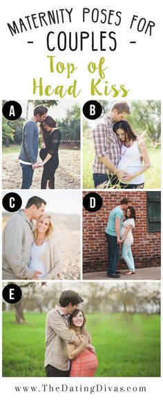 Sweet Maternity Poses and Ideas