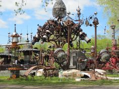 Dr. Evermor's Forevertron - Google Search