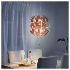 IKEA PS 2014 Pendant lamp, white, copper color, 14