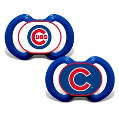 Chicago Cubs Pacifier - 2 Pack