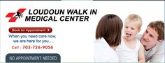 Loudoun Walkin provide the best care for patients in emergency medical situation in Ashburn, VA.  #HealthClinicAshburn #DoctorsAshburn #WalkInClinicAshburnVA #ImmediateCareAshburn