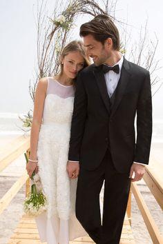 Wedding Tuxedo | Michael Kors | Desire | Charlotte NC | Fort Mill SC | alastingimpressiontux.com